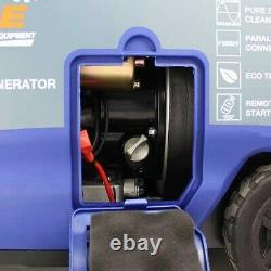 P1pe P4000i 4000w Générateur D'onduleur D'essence Portatif Graded