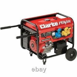 Perol 5.5kva Generator 13hp Electric Start 5.5kva Générateur De Moteur À Essence