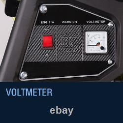 Portable Essence Générateur 3800k Bohmer De /3.8kva Électrique Camping Puissance