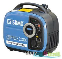 Rfsdmo Onduleur Ipro 2000 Générateur Silencieux