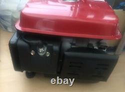 Royaume-uni Silent Inverter Générateur D'essence 750w 2.0 HP Portable Camping 2 Stroke Engine