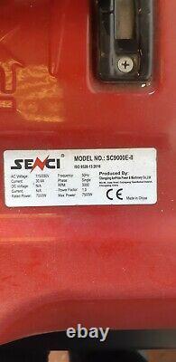 Senci Sc9000e-11 Générateur De Clé Électrique Démarrer Et Tirer Démarrer Essence Utilisée