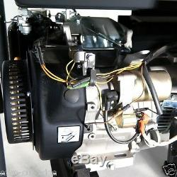 Silent Hyundai Hy7000lek Démarreur Électrique Open Frame Essence Générateur 3 Années Wrnty