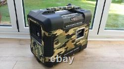 Silent Inverter Générateur D'essence W4500i 1900w Portable Camping 4 Temps Puissance