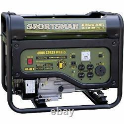 Sportif Essence 4000w Générateur Portable