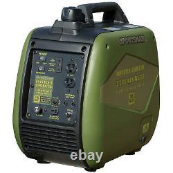 Sportsman 1,800 / 2,200 Watt Digital Onduleur Générateur D'essence Livraison Gratuite