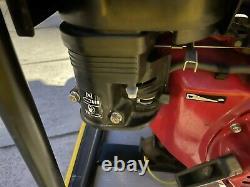 Stephill 5.0 Kva 115/230v Générateur D'essence Honda Eng, Key Start + Réservoir À Longue Course