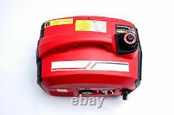 Super Silent Suitecase Mobil Genset Skt 2000w Générateur D'inverseur D'essence