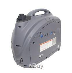 Switzer Essence Inverter Valise Caravanes Générateur 2000w 230v Sz-2000i