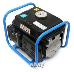 Ta980 Portable Essence Générateur 2,1 HP 2 Temps 1250w 62 Db Camping Bricolage