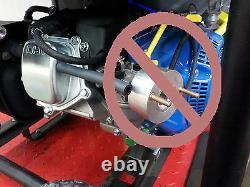 Yamaha Ef6300isde Snorkel Lp Gas Natural Générateurs Tri Carburant Gaz Kit De Conversion