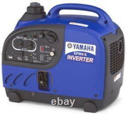 Yamaha Ef9his Inverter Générateur Portable Insonorisé Compact Design Léger