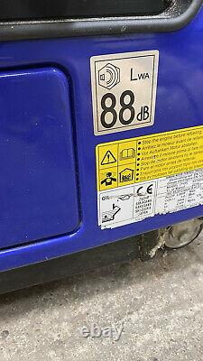 Yamaha Generator Ef3000ise 3000watts Suitcase Generator Petrol Portable